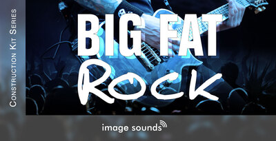 Big fat rock banner