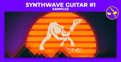 Dabromusic synthwave guitar samples 1000x512 web