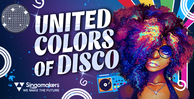 Singomakers united colors of disco 1000 512