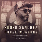 Roger sanchez  royalty free tech house samples  house vocals  tech house drums and percussion loops  deep bass sounds  house synth loops at loopmasters.com
