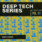 Samplesound   deep tech series vol.2   artwork