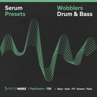 Royalty free serum presets  xfer serum dnb sounds  drum   bass pads  dnb bass presets  midi files  drum presets at loopmasters.com